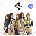 4Minute Wallpaper KPOP icon