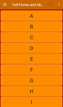 Full Forms Book pc screenshot 1