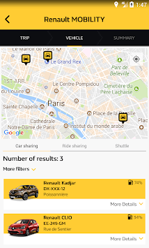 PRO Renault MOBILITY pc screenshot 2