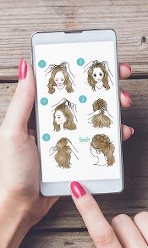 Hair fashion step by step pc screenshot 2
